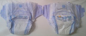 Pampers confronto esterno