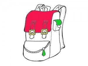 995beaabf5 Come scegliere lo zaino per la scuola - GuidaMamme